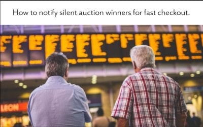How to notify winners for fast checkout – 7 best methods